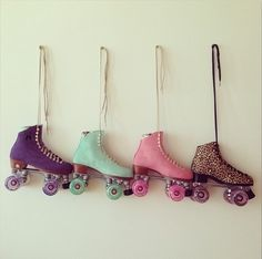 Go rollerskating with friends. Eat corndogs. Fall a million times and keep on laughing.