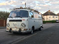 70 early bay panelvan