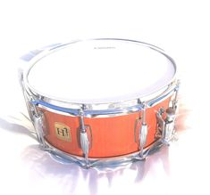 Mahogany wood is well known in musical instruments for its warm buttery musical note, this drum is incredible it has loads of character, bright loud warm, a joy