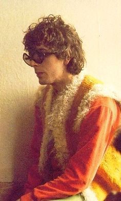 Syd Barrett first leader of Pink Floyd.