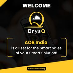 """The B2B Sales outsourcing company in India is pushing a number of companies all across the globe to climb up their success ladder. As we are moving to the """"new normal"""", products like BrysQ are going to make life easier for everyone. AOB India is proud to do the sales of their Contactless Dining Solutions to Restaurants and Hotels! #Clientonboarding #wehelpyousell #growyourbusiness Sales And Marketing, Content Marketing, Social Media Marketing, Marketing Communications, Influencer Marketing, Customer Engagement, Lead Generation, Public Relations, Ladder"""