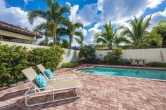 15 Las Brisas Way, Naples, Florida 34108 United States || Poolside at Las Brisas in Pelican Bay