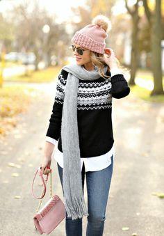 Kohl's winter style