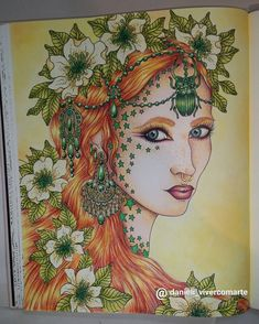 25 y/o woman, who loves adult coloringbooks. I fell in love to my favourite…