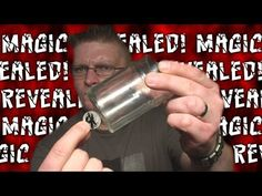 """Signed Coin Through Glass!"" MAGIC REVEALED! - YouTube"