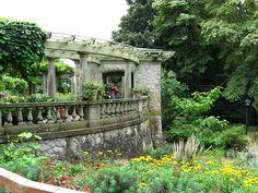 Замок Хэтли и его сады (Hatley Castle garden). Канада. Обсуждение на LiveInternet - Российский Сервис Онлайн-Дневников