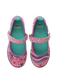 Chooze Shoes - Jump Charm Shoes Purple