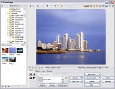 Photoscape 3.6.2 is the most efficient and excellent all-in-one photo editor