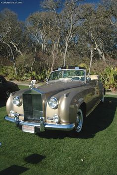 1962 Rolls-Royce Silver Cloud II Images, Information and History ...