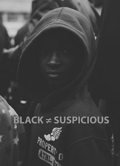 photo from the million hoodie march by j. quazi king