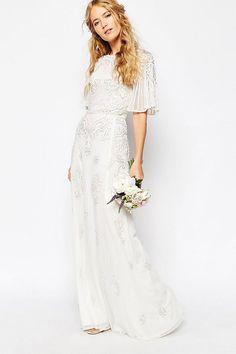 Asos bridal http://stylelovely.com/asos/2016/03/09/nueva-coleccion-asos-bridal/