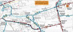 dpp.cz > Husitská ulice: dočasné přerušení provozu   Dopravní podnik hlavního města Prahy Ulice, Map, Location Map, Maps