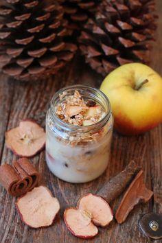 Hier sind sie endlich: 5 neue Rezepte für winterliche Overnight Oats ...