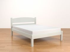 Adelaide Bed in Eau De Nil Painted