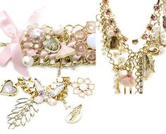 Retail Adventure Betsey Johnson Spring Fashion Jewelry Style Amor