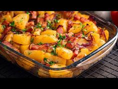 Romanian Food, No Cook Meals, Food Videos, Potato Salad, Good Food, Food And Drink, Dinner, Cooking, Sweet