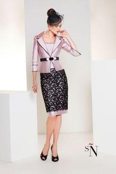 SP Madrina 31 (Vestido de Madrina). Diseñador: Sonia Peña. ...