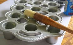 Love this muffin pan-Nordic Ware