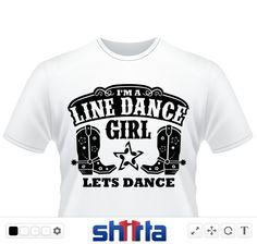 IM A LINE DANCE GIRL