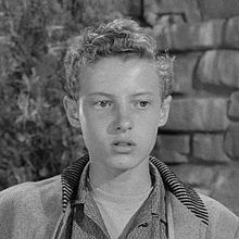 "Eddie Haskell - One of TV's first bad boys.  ""Look, Sam, I'm not foolin.'"""