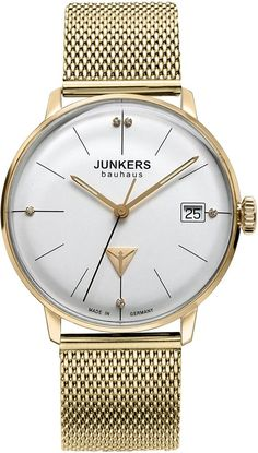 Junkers Watch Bauhaus Lady #2015-2016-sale #bezel-fixed #black-friday-special #bracelet-strap-gold-pvd #brand-junkers #case-depth-8mm #case-material-yellow-gold-pvd #case-width-35mm #classic #date-yes #delivery-timescale-1-2-weeks #dial-colour-silver #gender-ladies #movement-quartz-battery #official-stockist-for-junkers-watches #packaging-junkers-watch-packaging #sale-item-yes #style-dress #subcat-bauhaus #supplier-model-no-6075m-4 #vip-exclusive #warranty-junkers-official-2-year-guarantee…