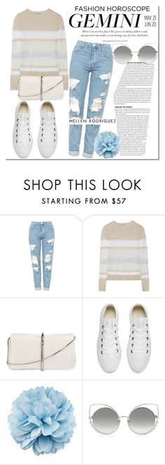 """""""PaGe 15/12"""" by lali22 ❤ liked on Polyvore featuring Topshop, Jason Wu, 3.1 Phillip Lim, Converse, Gucci and Marc Jacobs"""
