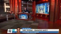 VIDEO: Earl Thomas Gives Surprising Answer to Retirement Questions From Rich Eisen