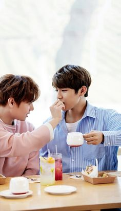 Wanna One x Innisfree: Wanna One Go in Jeju Park Jihoon and Park Woojin Wallpaper My One And Only, 3 In One, Jaehwan Wanna One, Nu Est Minhyun, You Are My Life, Kpop Couples, U Kiss, Ha Sungwoon, Innisfree