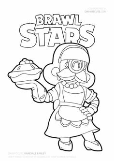 Bakesale Barley coloring page Star Coloring Pages, Free Coloring Sheets, Coloring Pages For Boys, Free Printable Coloring Pages, Coloring Books, Blow Stars, Profile Wallpaper, Printable Pictures, Star Art