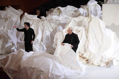 Frank Gehry and Rodarte Redesign Mozart For A Distant Future | Co.Design: business + innovation + design