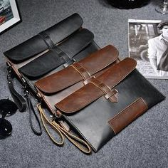 Briefcase Casual Hasp Envelope (genuine leather) TRAVEL BAG GALLERY  Visit Bio for store link #Apple #macbook #iPad #fashion #organizer #travel #designer #bag #leather #style #quality #cover #men #women #laptopcase #travelling #affordable  #traveler #explore #carry-on #luxurytravel #shoppaholic #shop #smallbusiness #smallbiz #adventute #shopping #shopsmall #mensfashionpost #travelbaggallery Get yours today