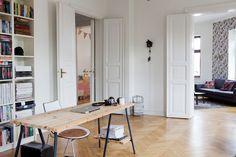 Een mooie woning in Malmö | Wooninspiratie
