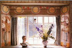 The Bloomsbury Group, featuring in a major new TV drama, so romanticised the bohemian look in the early 1900s you can still find it in interiors stores today.