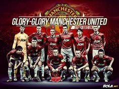 Glory Manchester United Wallpaper