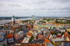 リガ歴史地区 | ラトビアの世界遺産