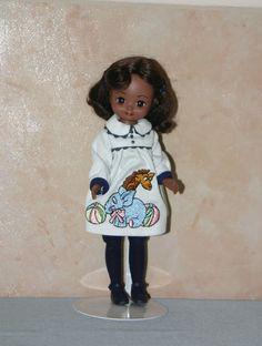 2005 - Dru Goes to Manhattan Zoo | Tonner Doll Company