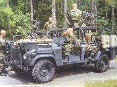 Ranger Special Operations Vehicle (RSOV)