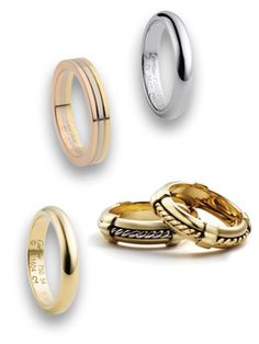 some tips // 10 Tips for Finding the Perfect Wedding Ring