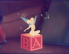 Tinkerbell Disney Peter pan