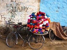 La famille des tricoteuses