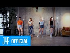 "Wonder Girls(원더걸스) ""Why So Lonely"" Dance Practice Video - YouTube"