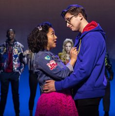 REVIEW: Be More Chill Musical Is Teen Driven Show Your Teens Will Love (And Sing A Long) Keanu Reeves Matrix, Will Roland, George Salazar, Driving Teen, Be More Chill Musical, Rich Boy, Show Reviews, Theatre Geek, Cool Kids