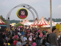 Image result for pinkpop hats festival