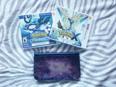 September Favourites | Nintendo 3DS XL - Galaxy Style, Pokemon Alpha Sapphire & Pokemon X