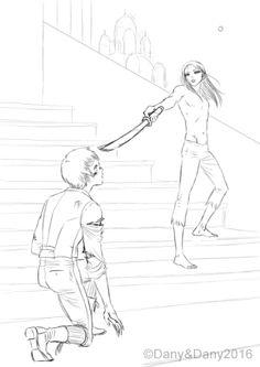 """A breve il primo volume della collana """"Diario Vittoriano"""" edito da goWare.  La splendida illustrazione è di Dany&Dany"""