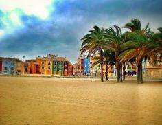 Flickr - Photo Sharing! At the beach. Villajoyosa. Spain. #turismo  #turismocomunidadvalenciana #comunidadvalenciana #spain #españa #pueblos #pueblosbonitos #lospueblosmasbonitosdeespaña #rinconesbonitos #alicante #alacant #mediterraneo #mediterranean #beach #playa #villajoyosa #vilajoiosa #costablanca
