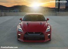 Nissan GT-R Track Edition 2017 poster, #poster, #mousepad, #tshirt, #printcarposter