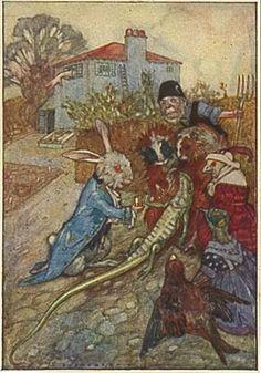 CLASSIC - Alice In Wonderland