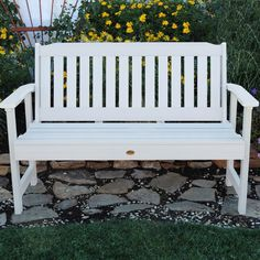 Simple Garden Benches - A Collection by Anglina - Favorave