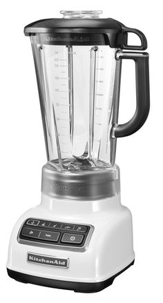 KitchenAid Classic Diamond Blender, 550 W, White: Amazon.co.uk: Kitchen & Home